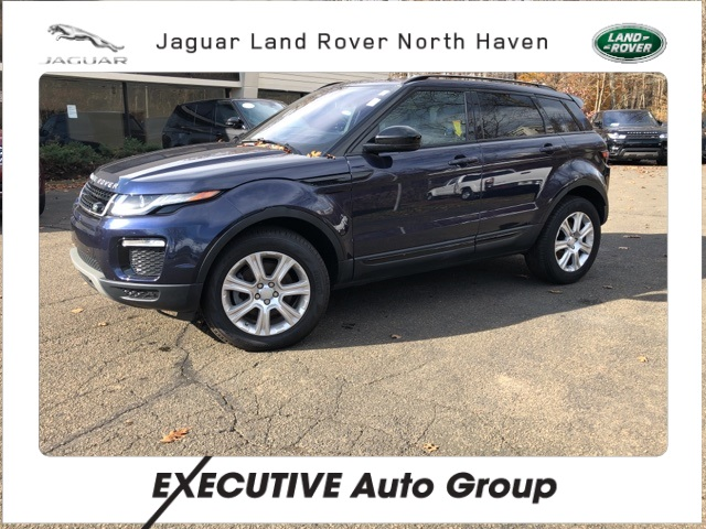 Certified Pre Owned 2017 Land Rover Range Rover Evoque Se Premium 4