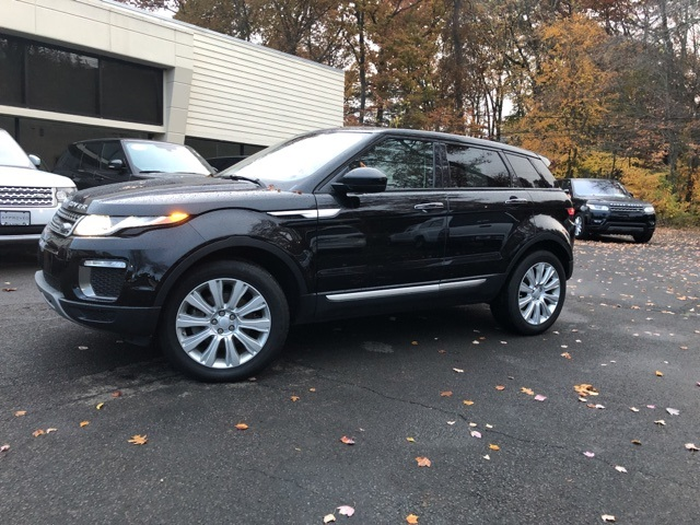 Certified Pre-Owned 2017 Land Rover Range Rover Evoque HSE