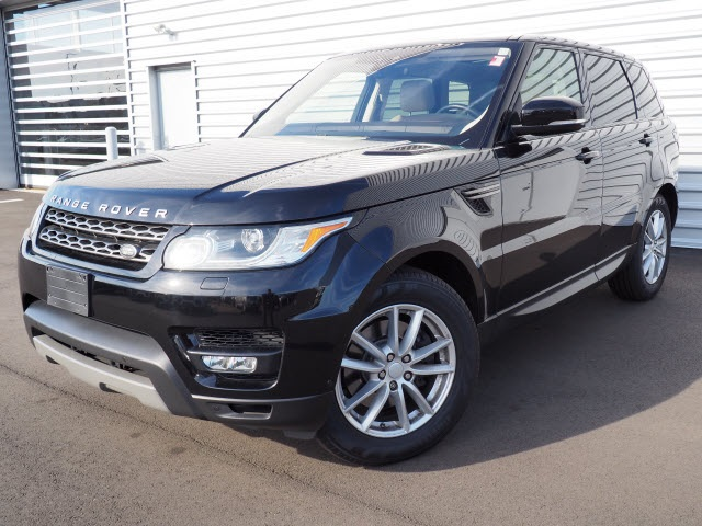 Pre-Owned 2017 Land Rover Range Rover Sport SE Td6