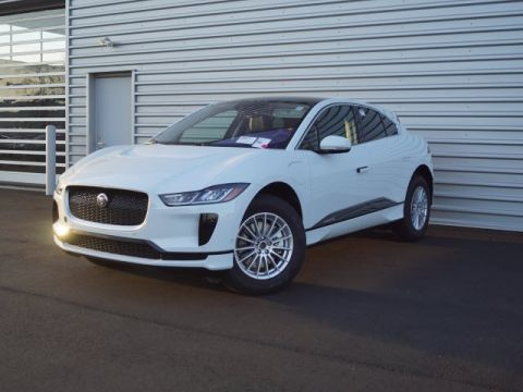 New 2019 Jaguar I-PACE S