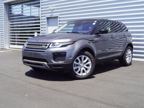 Pre-Owned 2019 Land Rover Range Rover Evoque SE